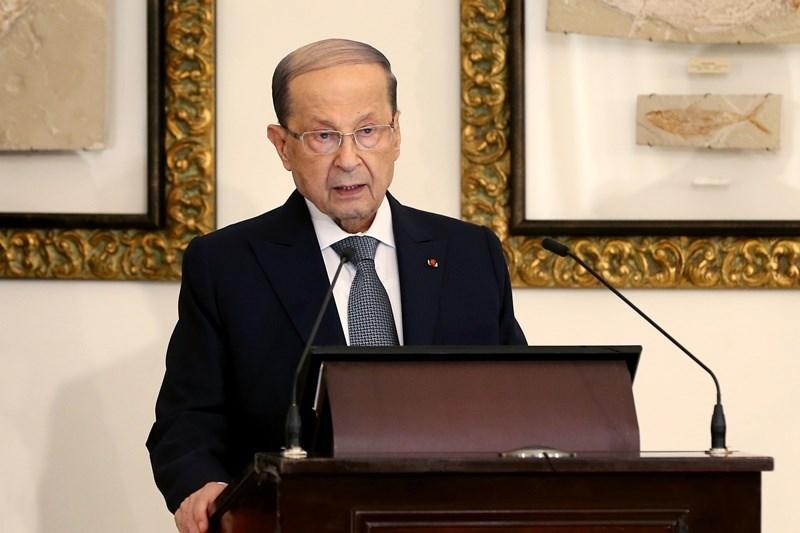 عون: لبنان يدفع ثمن 30 عاماً من السياسات المالية الخاطئة