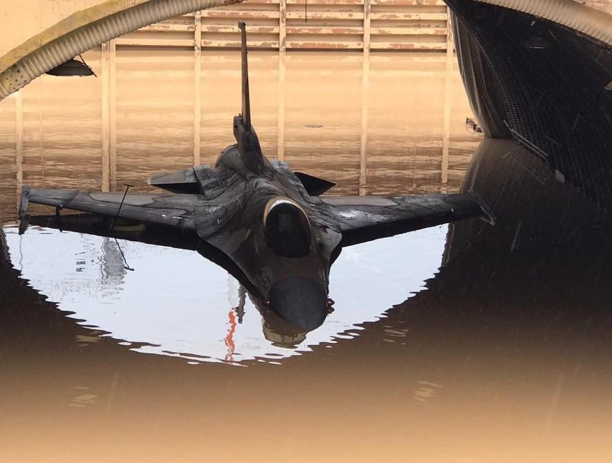 سلاح الجو الإسرائيلي يغرق.. والخسائر تقدر بملايين الدولارات