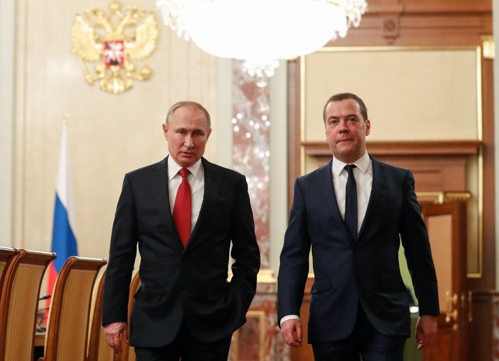 الحكومة الروسية تعلن استقالتها بعد اقتراح بوتين تعديلات دستورية