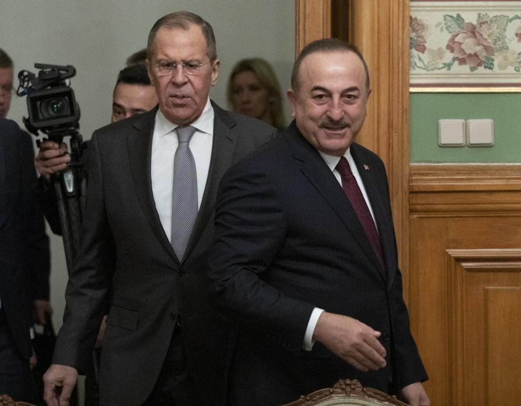 أوغلو: رفض حفتر التوقيع على اتفاق وقف إطلاق النار أغضب روسيا