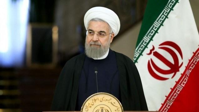 """روحاني: السعودية و""""إسرائيل"""" حرضتا أميركا للخروج من الاتفاق النووي والأخيرة خسرت"""