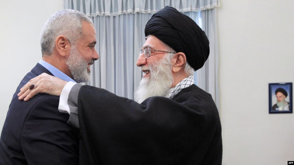 ما يجمع بين حماس وإيران