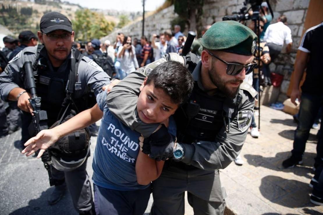 نادي الأسير: الأسرى الأطفال في سجون الاحتلال يواجهون ظروفاً قاسية
