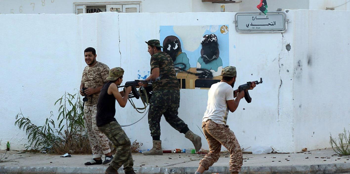 مدارات الصراع في ليبيا ومخاطره