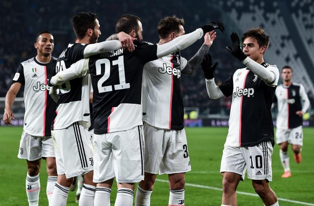 يوفنتوس وميلان وفيورنتينا إلى ربع نهائي كأس إيطاليا