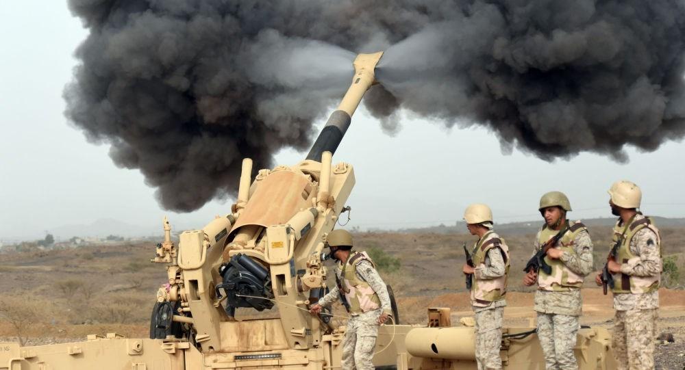 مقتل 9 جنود للتحالف السعودي قبالة عسير