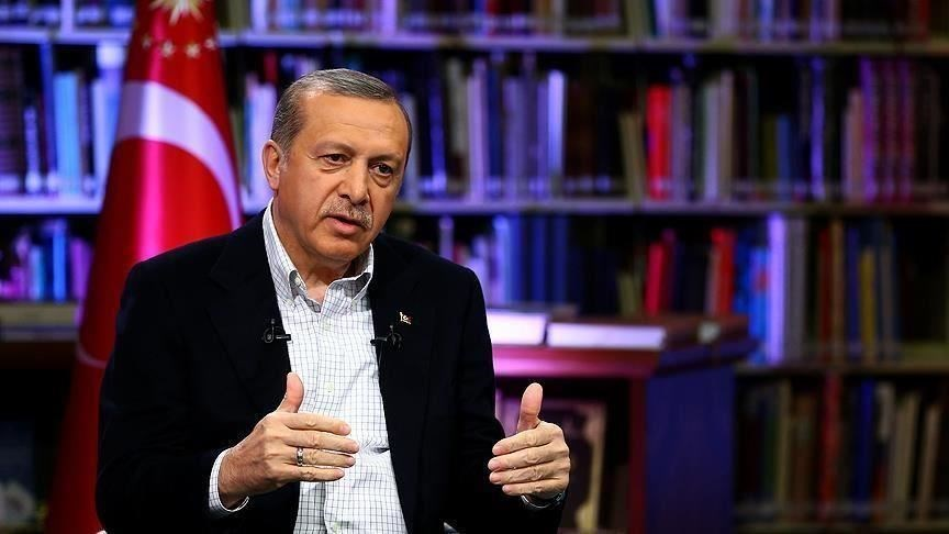 إردوغان: الطريق المؤدي للسلام في ليبيا يمر عبر تركيا