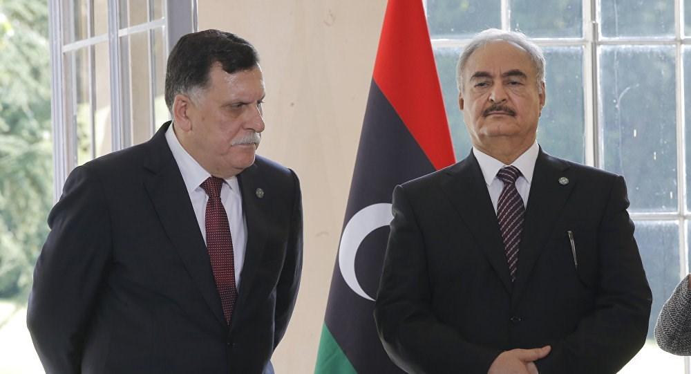 بحضور حفتر والسرّاج.. مؤتمر برلين لحل الأزمة الليبية ينطلق الأحد