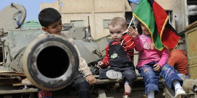 """""""اليونيسف"""": عشرات الآلاف من الأطفال في ليبيا معرضون للخطر"""