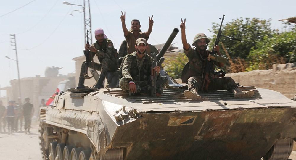 تنفيذاً لاتفاق سوتشي.. الجيش السوري يبدأ تأمين الريفين الغربي والجنوبي لحلب