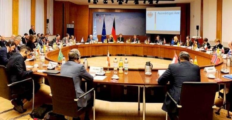 """انطلاق أعمال """"مؤتمر برلين"""" لبحث الأزمة الليبية"""