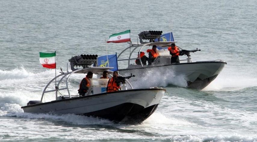 حرس الثورة في إيران: توقيف 3 زوارق سريعة كويتية لدخولها المياه الإقليمية