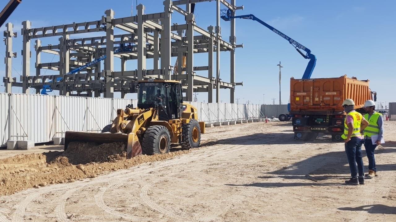 """الخارجية الإسرائيلية: أعمال بناء الجناح الإسرائيلي في معرض """"اكسبو دبي 2020"""" انطلقت"""