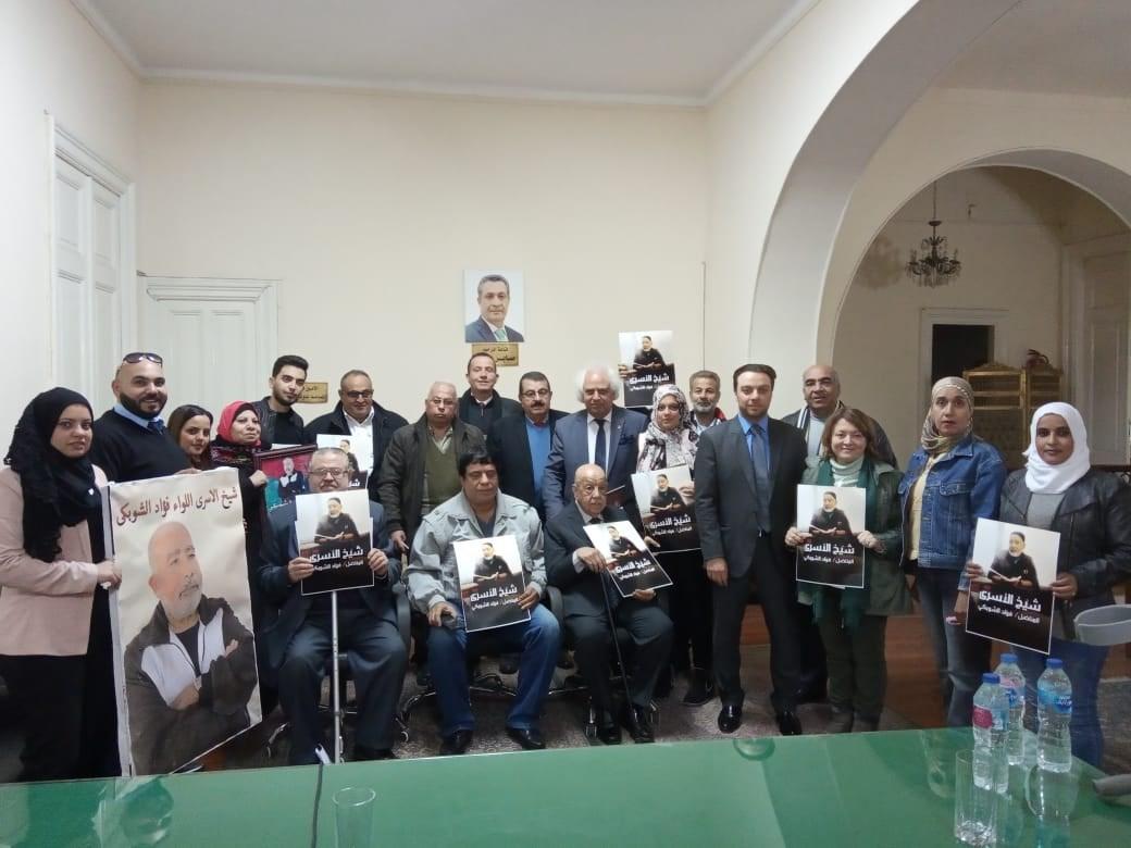 """الاحتلال يمنع العلاج الطبي عن """"قبطان فلسطين"""" فؤاد الشوبكي"""