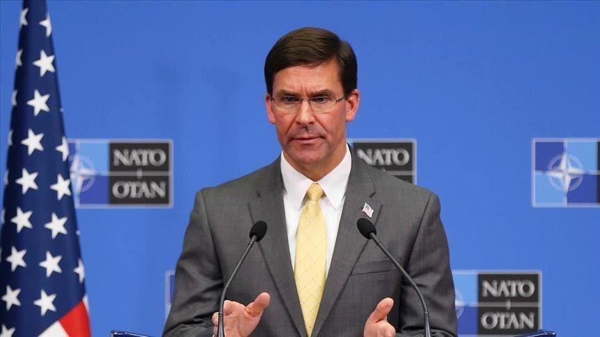 إسبر:  سنتخد إجراءات استباقية للدفاع عن مصالحنا في الشرق الأوسط