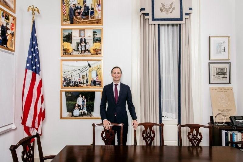 """مجلة """"تايم"""": عن نفوذ كوشنر في البيت الأبيض وعلاقته بـ""""إسرائيل"""""""