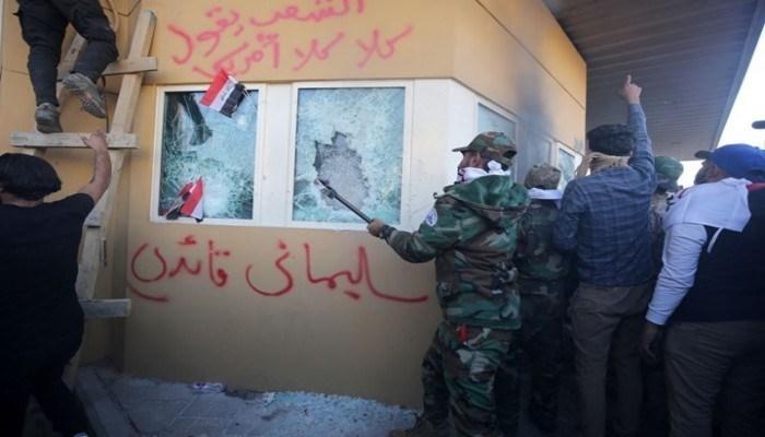 """""""العراق أولاً"""" يستدعي خروج أميركا أولاً"""