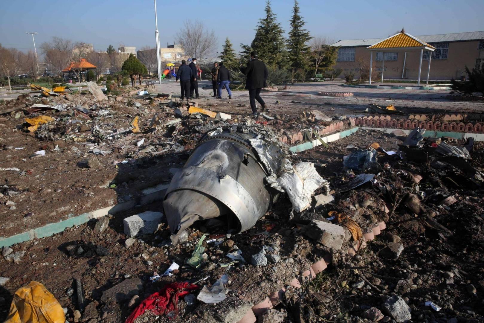 حادِث الطائرة الأوكرانية.. هل إيران وحدها المسؤولة؟
