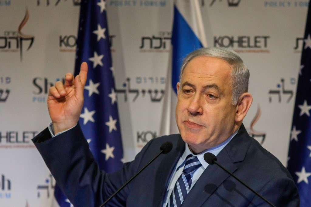 نتنياهو: هدفنا التغلب على إيران كما تغلبنا على القومية العربية