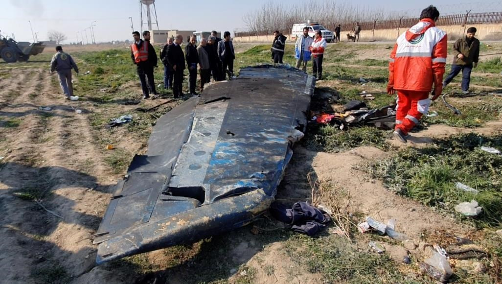 التحقيق الإيراني في حادثة الطائرة الأوكرانية: تعذر قراءة بيانات الصندوقين الأسودين