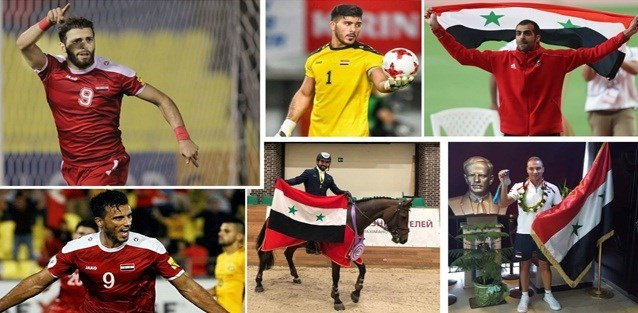 من هو أفضل رياضي ولاعب كرة في سوريا لعام 2019؟