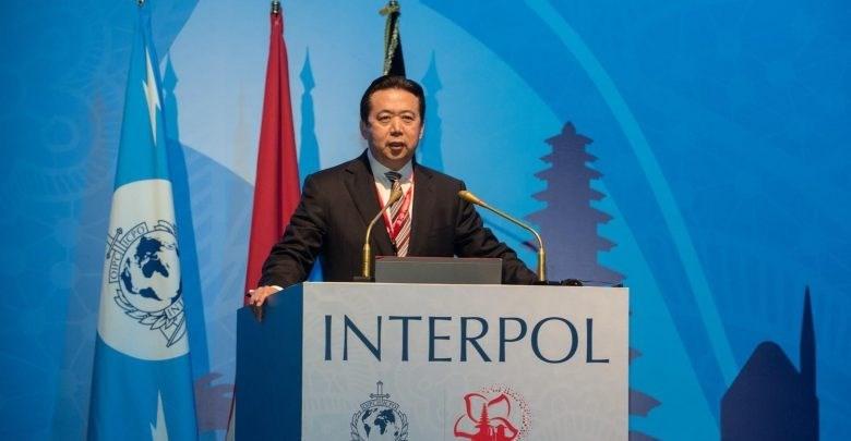 القضاء الصيني يحكم بالسجن 13 عاماً على الرئيس السابق للانتربول بتهمة الفساد