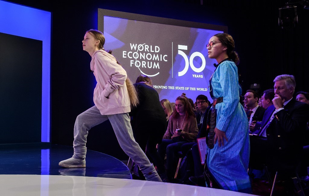 انطلاق مؤتمر دافوس في ظل تقلبات اقتصادية عالمية