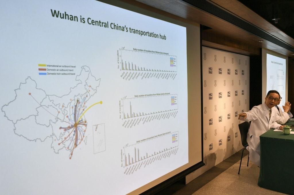 الصين تعلن عن حالة الوفاة الرابعة بالالتهاب الناتج عن سلالة جديدة من فيروس كورونا