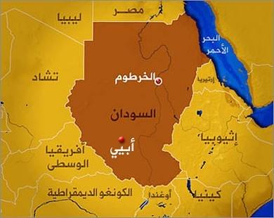 قتلى وجرحى في هجوم على منطقة أبيي النفطية المتنازع عليها بين السودان وجنوب السودان