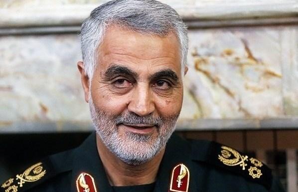 """""""قائد القلوب"""" تحية رياضية إيرانية تخليداً لذكرى الشهيد سليماني"""