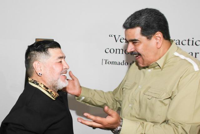 """""""شقيق الروح"""" في فنزويلا"""
