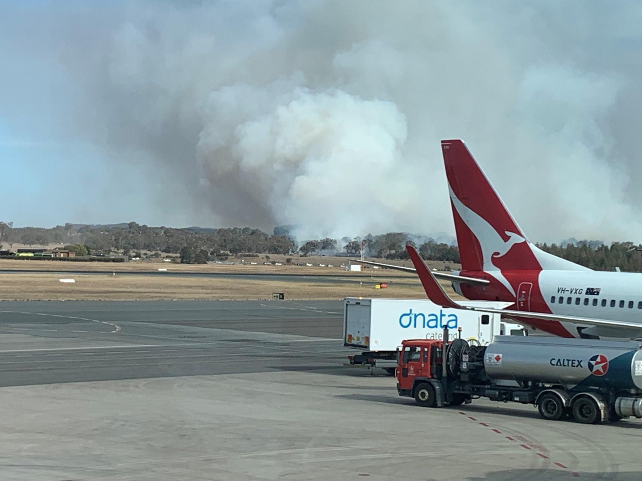 الحرائق تلتهم الغابات الأسترالية من جديد والسلطات تجلي السكان