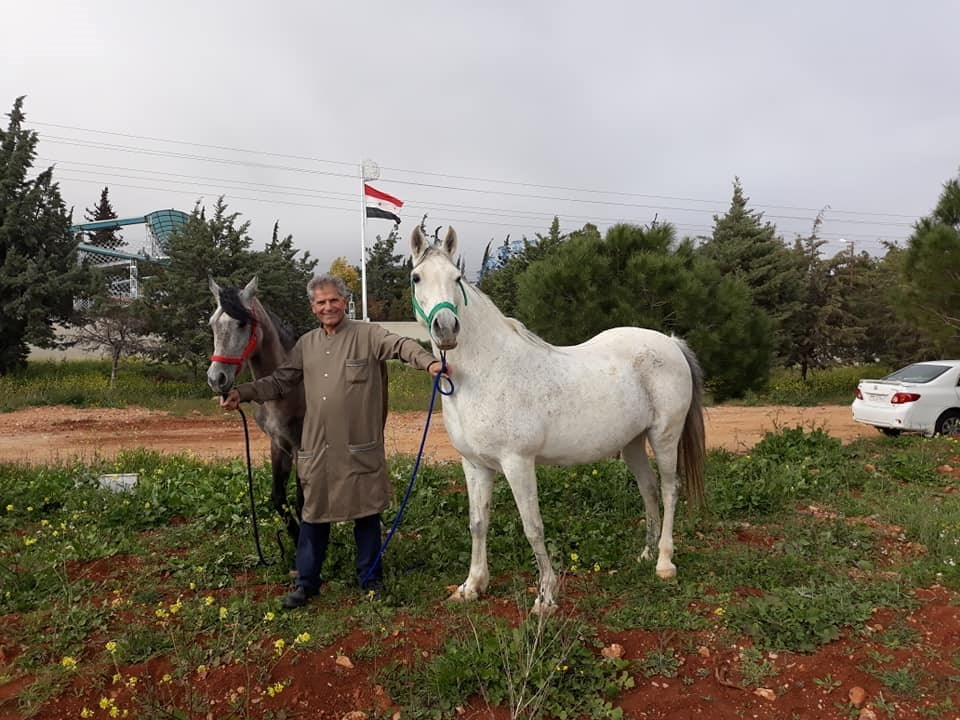 الرحالة السوري عدنان عزام يصل إلى موسكو