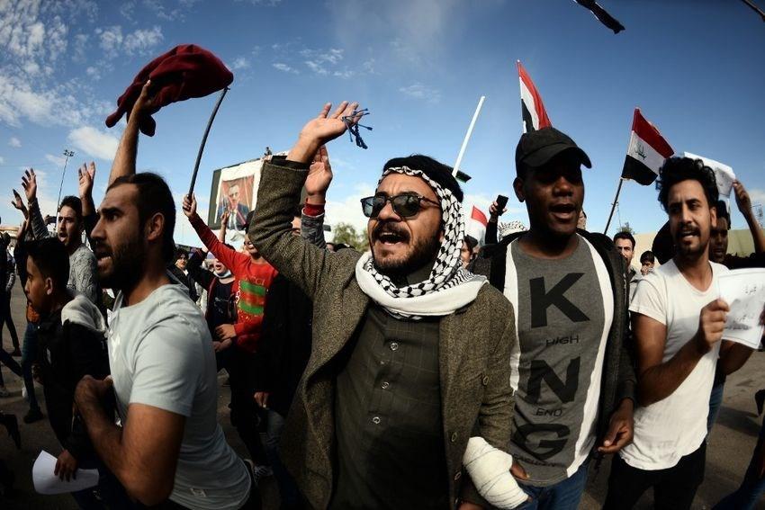 العراق: دعوات إلى ثورة عشرين ثانية رفضاً للوجود الأميركي