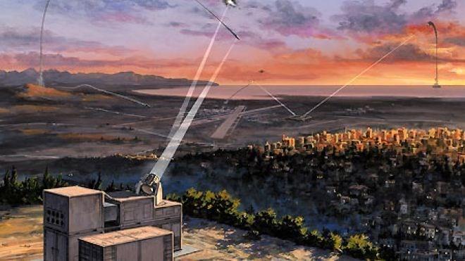 """بمواجهة التهديدات الصاروخية.. هل ينقذ الليزر """"إسرائيل""""؟"""