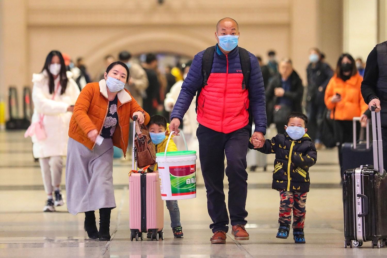 أكثر 7,5 مليون نسمة تحت الحجر الصحي في الصين