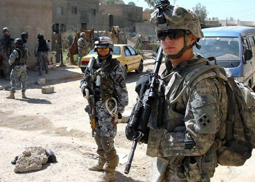 المسار القانوني لإخراج القوات الأجنبية من العراق لم يكتمل بعد