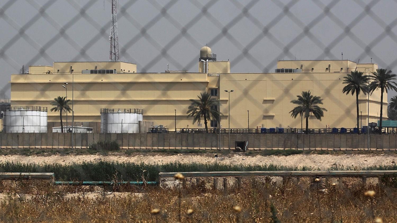 واشنطن للأميركيين: لا تقتربوا من سفارتنا في بغداد