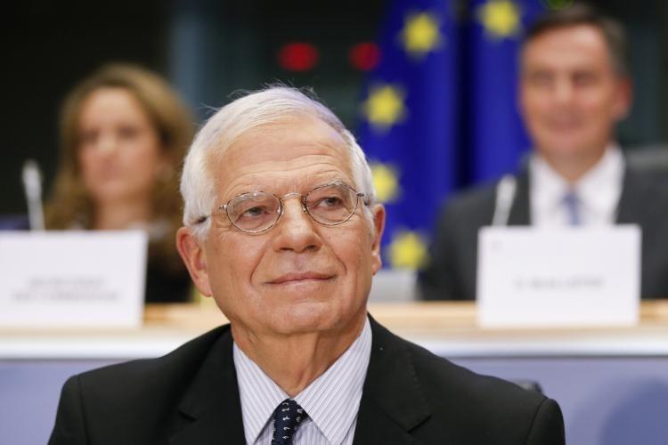 وزير خارجية الاتحاد الأوروبي: أطراف الاتفاق النووي متمسكون به وسيجتمعون لتسوية النزاع