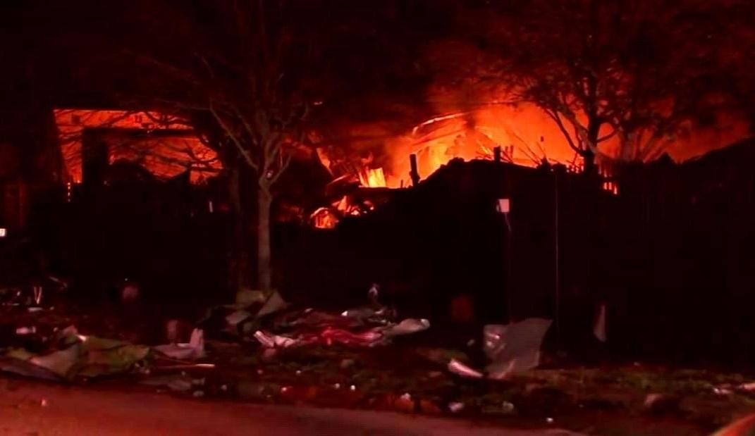 انفجار يهز ولاية تكساس