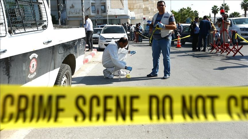العنف الإجرامي يتصدر أنواع العنف المسجلة في تونس سنة 2019