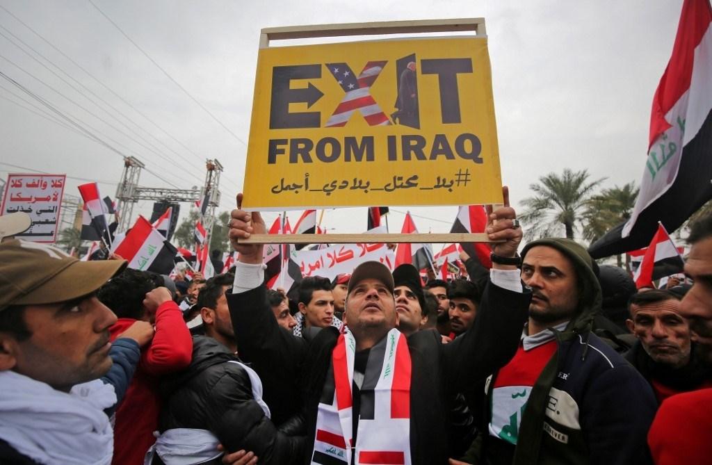 كتائب حزب الله العراق: لا مكان للمحتلين على أرض الرافدين