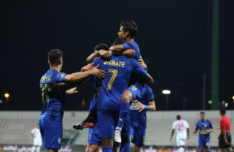 الثنائي الإيراني يعبر من الإمارات في دوري أبطال آسيا