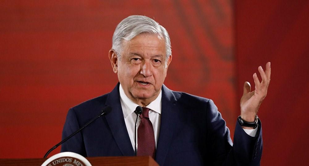 رئيس المكسيك يواجه انتقادات بسبب حملته على المهاجرين