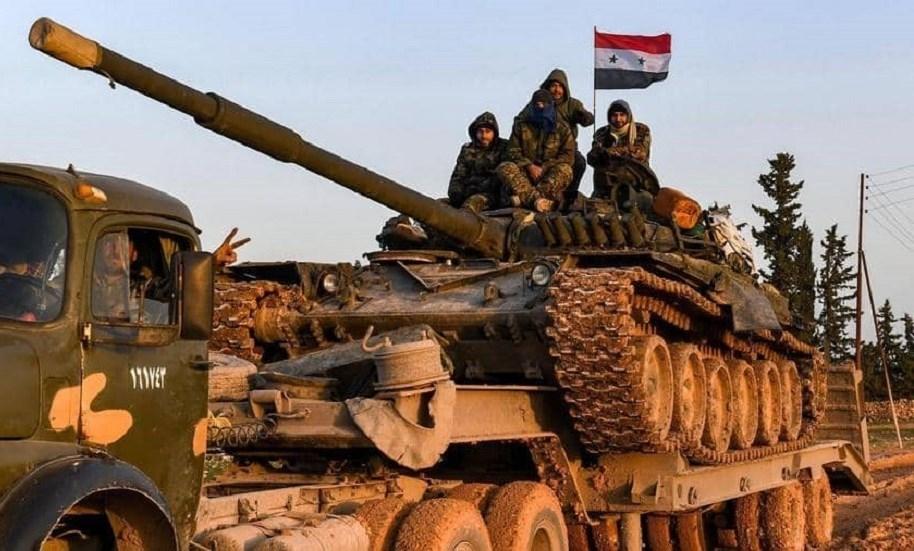 مسيطراً على 4 قرى جديدة.. الجيش السوري يواصل تقدمه في إدلب