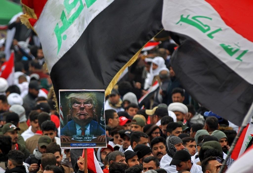 الصدر للمتظاهرين: إعلان العداء لكافة دول الجوار أمر غير مقبول