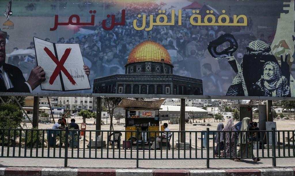 """الفصائل الفلسطينية تدعو إلى """"إطلاق يد المقاومة"""" رداً على نيّة إعلان صفقة القرن"""