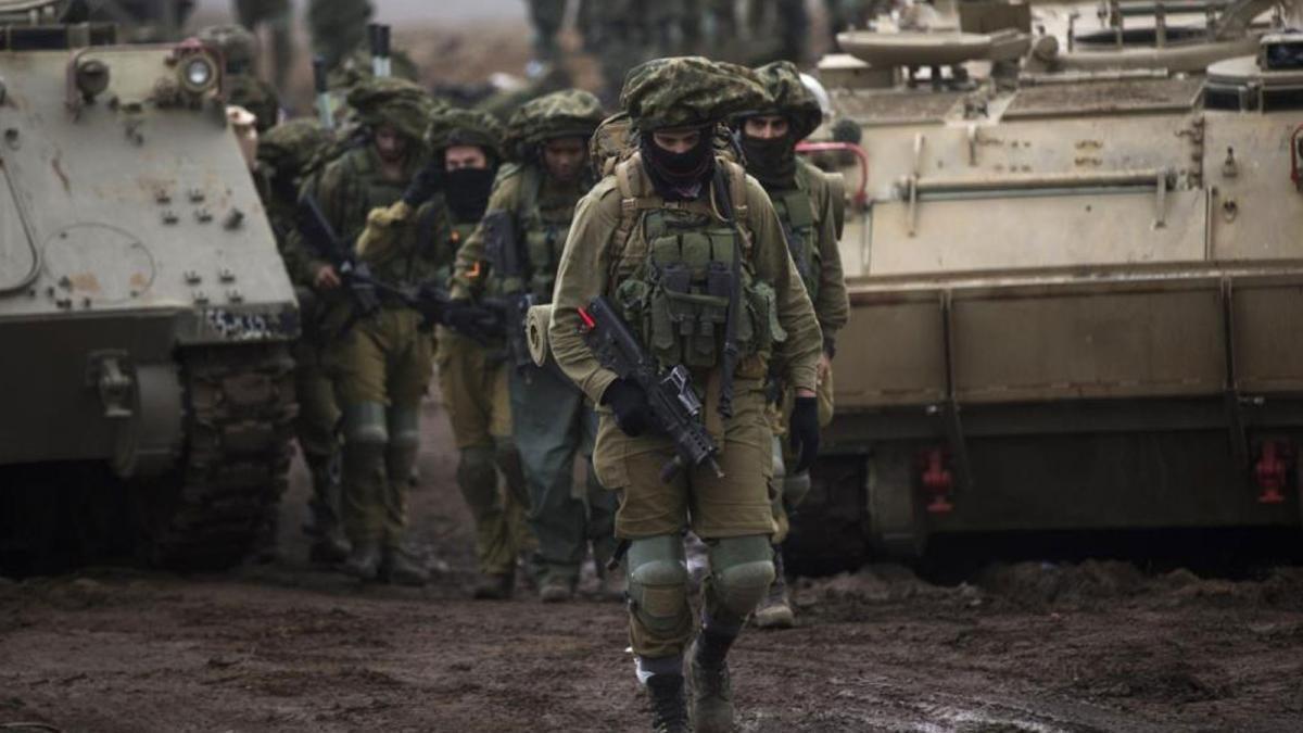 الجيش الإسرائيلي يستعد لاحتمالية اقتحام المقاومة مستوطنة في الشمال