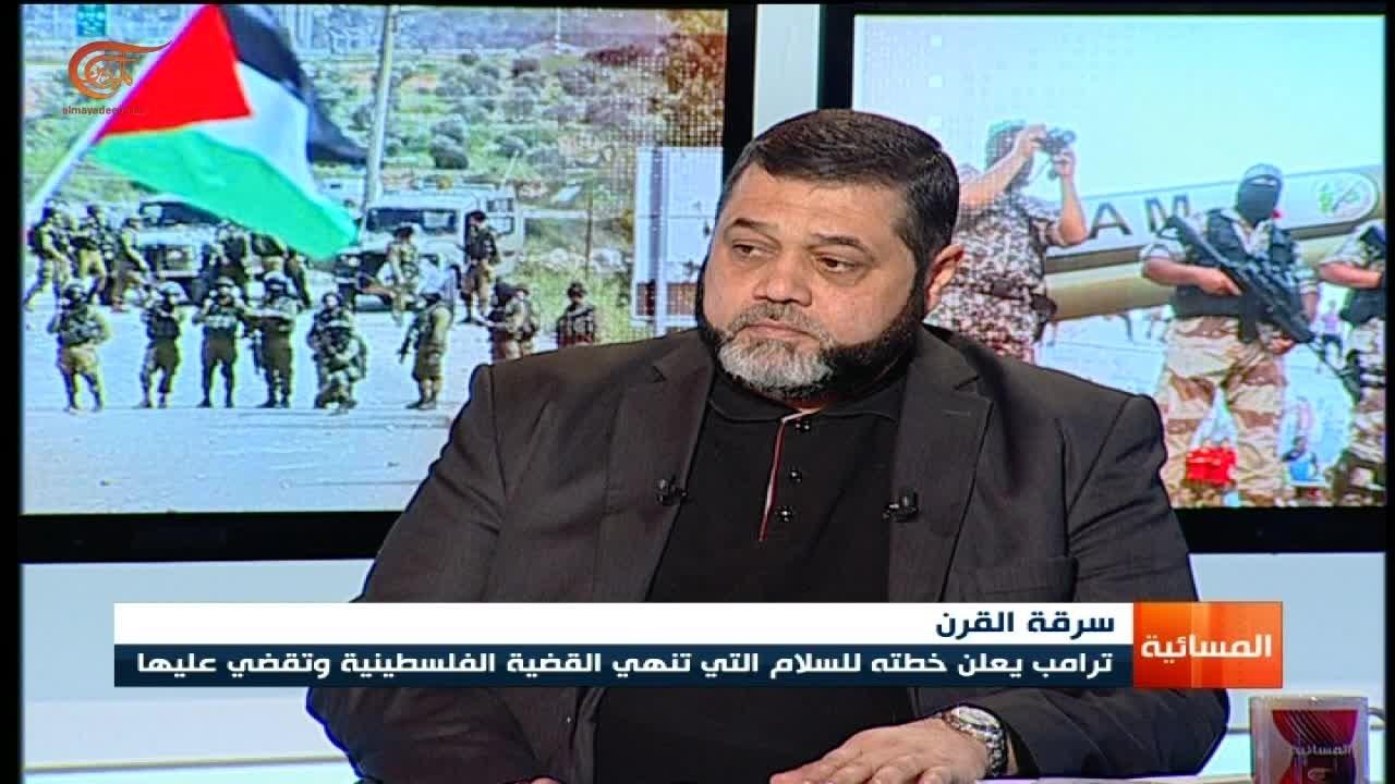 حمدان للميادين: هنية وأبو مازن اتفقا على طي صفحة الانقسام