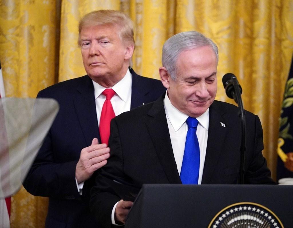 """نتنياهو: ترامب اعترف بسيادة """"إسرائيل"""" على غور الأردن"""